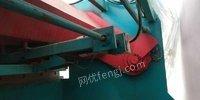 辽宁鞍山4-3200剪板机低价出售 18000元