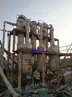 回收二手蒸发器 二手蒸发器回收价格 钛材蒸发器