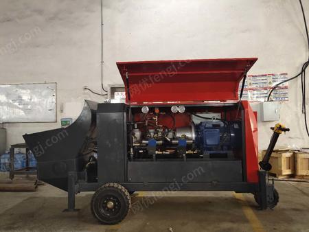 供应30千瓦小型大骨料混凝土输送泵