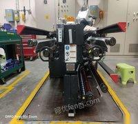 广东深圳日本氨纶丝卷绕机 出售