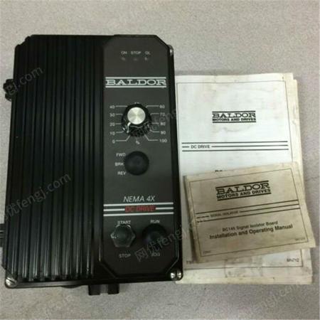 供应BALDOR调速器BC142