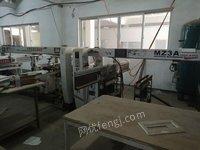 出售板材厂整厂设备