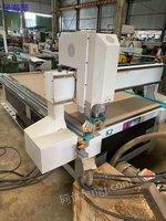 9成新上海原力K2数控切割机1325木工开料机板式出售