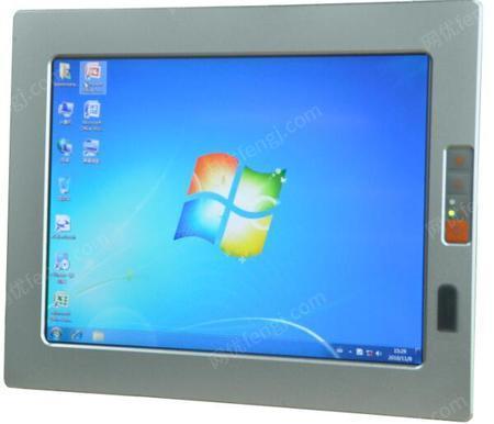 供应油气在线监测显示器、工业电脑、环保专业工业电脑