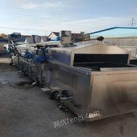 山東青島7米三層網帶烘干機,10米多層網帶烘干機現貨價格低出售