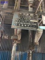 出售2007年無錫產二手150噸燃煤蒸汽鍋爐