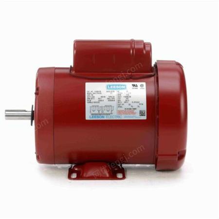 供应LEESON减速电机C6K11DB5全新