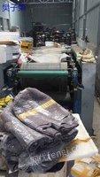四色印编制袋机器