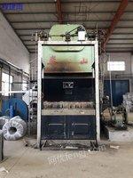 精品十噸燃煤蒸汽鍋爐