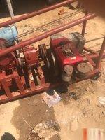 山东潍坊转让小型打井机。