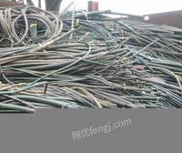 石家庄电缆铜铝合金不锈钢回收