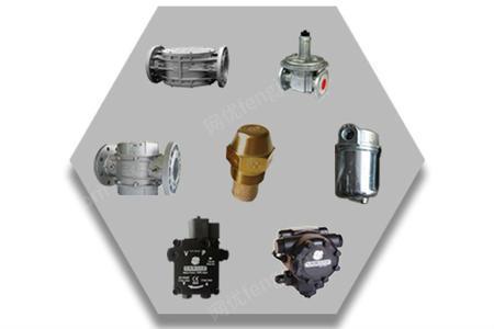 供应电磁阀、阀组、泵组等燃烧器/燃烧机配件