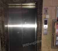 四川南充出售八成新以上商用豪华电梯