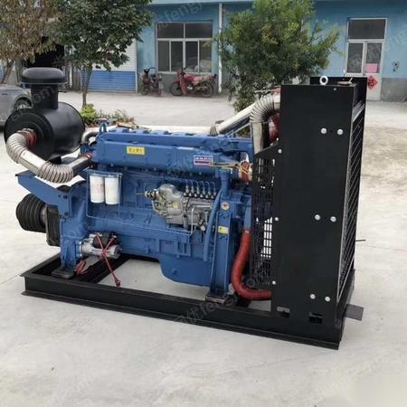 四川成都柴油机固定动力.可带水泵.破碎机.搅拌器等等 10000元出售