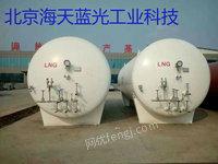 安徽地区大量收购二手lng天然气储罐