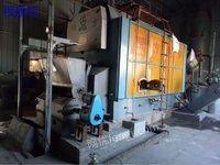 精品四噸生物質鍋爐