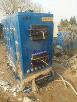 低價轉讓一臺二手燃煤數控鍋爐供暖3000平米