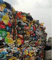 大量收購機油桶,油壺,保險杠花乙各種廢塑料