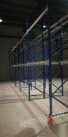 北京大兴区低价处理闲置货架200多组;高4米 宽1米 长2.3米 100000元