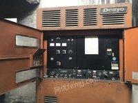广东深圳二手日本电友发电机300kw三菱s6a2-pta发电机出售