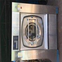广东茂名厂家转让二手上海航星50公斤洗脱机