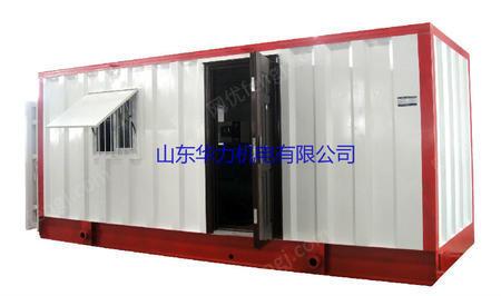 供应集装箱柴油发电机组,应急电源,坚实耐用