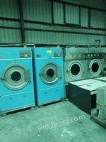 -转让印染厂 二手烘干机、定型机、脱水机