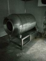 转让二手大型食品设备 杀菌锅 斩拌机 夹层锅