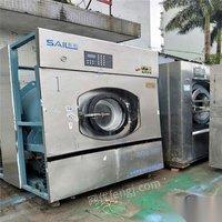 广西玉林低价出售二手50公斤上海航星洗脱机