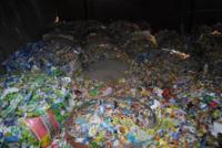 江蘇回收pvc商標紙廢塑料