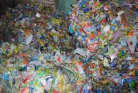 pvc商標紙廢塑料求購