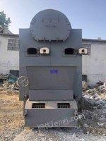 出售2噸熱水鍋爐