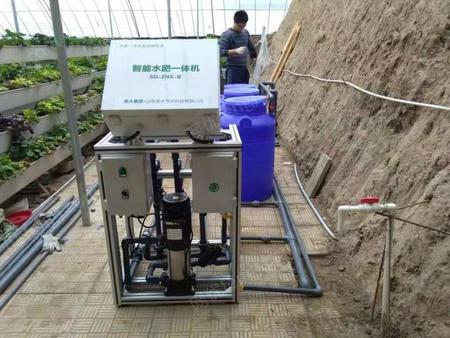 供应圣大节水 水肥一体化设备 水肥一体机 温室大棚专用