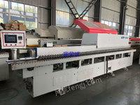 出售二手板式木工机械极东KDT-368J全自动封边机