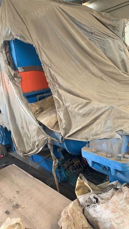 橡膠廠急售全新N-35*30塑料加壓式捏合機1臺 有圖片