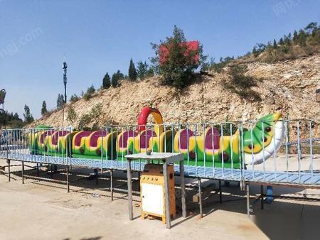 河北邯鄲個人急打包出售數臺游樂場設備 200000元  剛拆下來