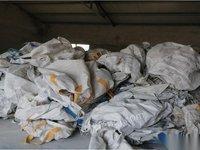 山東濟南出售噸包噸袋砂漿噸包 現貨100-200條,現貨25元/條