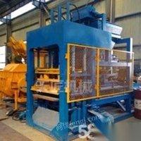 浙江杭州转让二手粮食烘干机 水泥彩砖机 二手有机肥设备