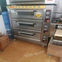 内蒙古呼伦贝尔糕点加工设备出售 30000元