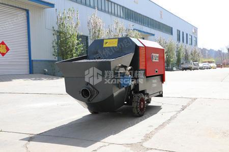 供应河北石家庄微型细石浇筑泵机