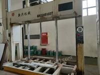 四川成都出售1台二手木工压机电议或面议