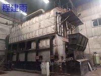 精品25噸燃煤蒸汽鍋爐