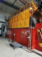 精品二十噸燃煤蒸汽鍋爐