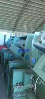 出售二手青纺机231A梳棉机34台带金大气压自调匀整大棉箱