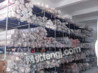 武漢回收各種庫存布料服裝輔料