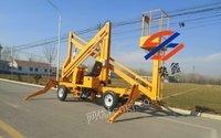 山东济南出售曲臂式液压升降机 42000元