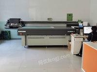 转让/回收二手理光uv打印机,东川,彩神,汉拓,金谷田,迈创uv平板打印机
