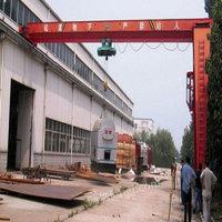 低價處理30噸32噸36噸雙主梁龍門吊 二手行車梁 承重梁舊航吊