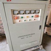 河南郑州急售稳压器100kw 150kw多台 9
