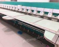 浙江杭州出售624/300毛巾繡花機 9999元